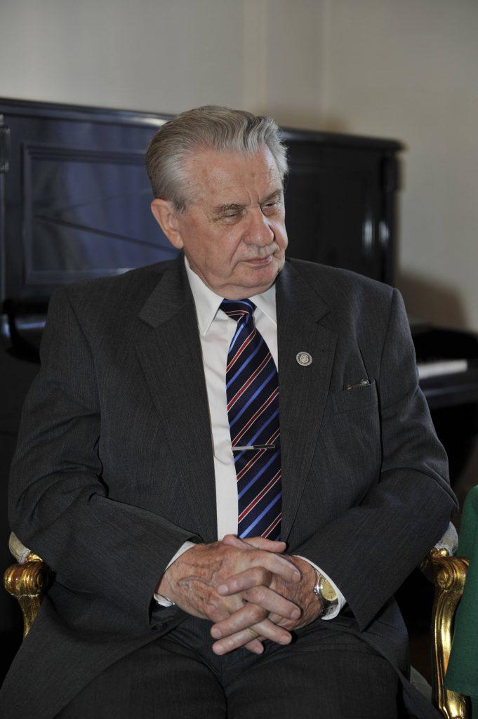 Osiemnaste Wolffiana prof. M. Szostek